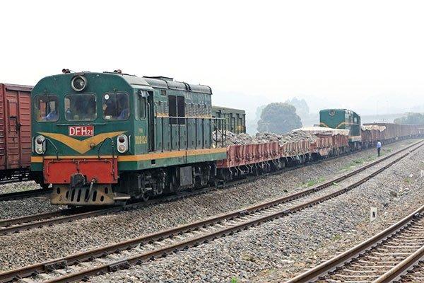 bảng giá vận chuyển đường sắt
