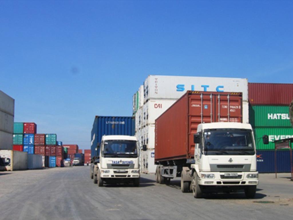 Vận chuyển hàng hóa Hà Nội Sài Gòn